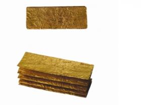 """南宋时期贸易货币的代表""""金叶子"""""""