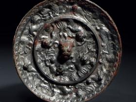 海兽葡萄纹铜镜成交价格