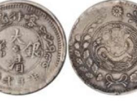 新疆喀什道大清银币湘平弌两成交价