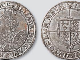 英国十七世纪银币成交价