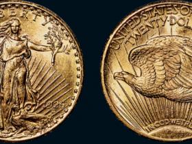 1926年美国自由女神金币