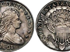 美国自由女神像壹圆银币