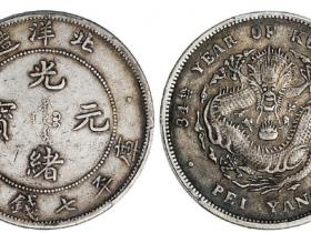 北洋龙34小字版价格价格RMB 6325